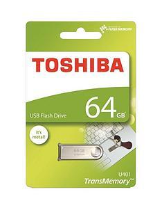 toshiba-transmemory-u401-64gb-usb-drive-metal