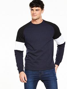 v-by-very-panelled-sweat