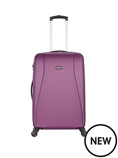 antler-fitzroy-4-wheel-medium-spinner-case-purple