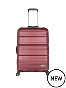 antler-saturn-4-wheel-medium-spinner-case-red