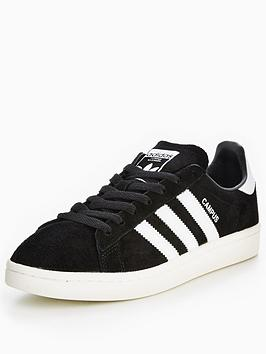 adidas Originals Campus - Black  b812458d2c