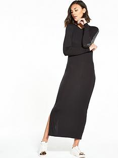 calvin-klein-jeans-darna-jersey-dress-ck-black