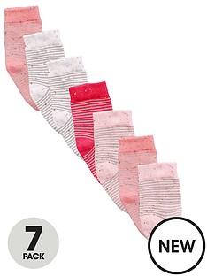 mini-v-by-very-girls-neppy-striped-socks-7-pack