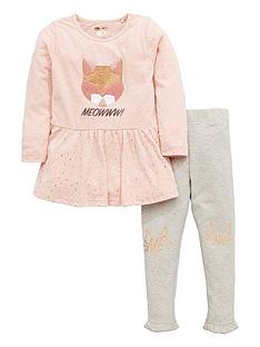 mini-v-by-very-mini-v-by-verynbspgirls-meow-cat-applique-tunic-amp-legging-set