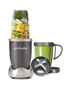 nutribullet-graphite-600-8-piece-set