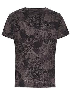 river-island-boys-grey-skull-and-floral-burnout-t-shirt