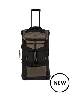 antler-tundra-large-trolley-bag-khaki
