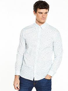 ted-baker-floral-print-long-sleeve-shirt