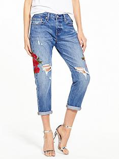 levis-501-cropped-tapered-distressed-jean
