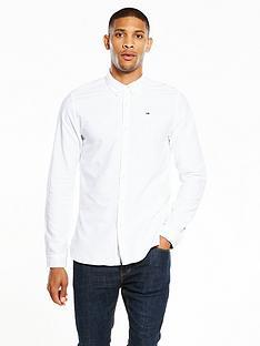 hilfiger-denim-tommy-hilfiger-denim-long-sleeved-oxford