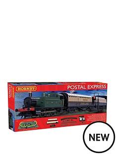hornby-postal-express-train-set