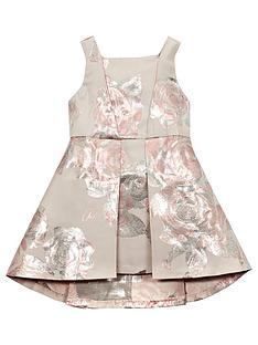 baker-by-ted-baker-girls-jacquard-pink-rose-print-dress