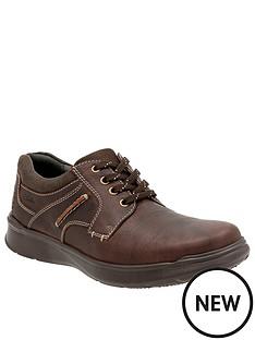 clarks-cotrell-plain-lace-up-shoe