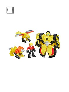 transformers-playskool-heroes-rescue-bots-bumblebee-rock-rescue-team