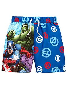 marvel-boys-swim-shorts