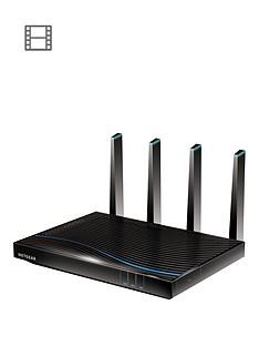 netgear-nighthawk-x8-ac5300-tri-band-quad-stream-wifi-router-r8500