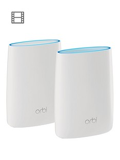 netgear-orbi-ultra-performance-whole-home-mesh-wifi-system-rbk50-ndash-router-with-1-satellite-extender-coverage-up-to-4000-sq-ft-ac3000-up-to-3gbps