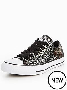 converse-chuck-taylor-all-star-ox-snake-metallic-black