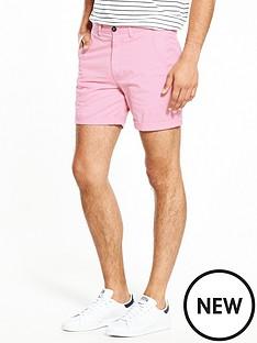 river-island-slim-fit-turn-up-shorts