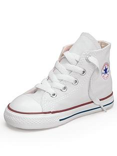 02af86fa035c Converse Chuck Taylor All Star Hi Core Infant Trainer