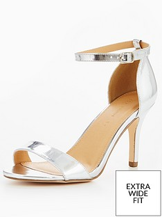 v-by-very-gem-extra-wide-fit-mid-height-heeled-sandal-silver