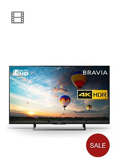 sony-bravia-kd49xe8004bunbsp49-inch-4k-ultra-hd-certifiednbsphdr-android-tv-with-youviewnbsp--black