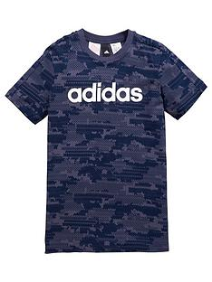 adidas-older-boys-linear-print-tee
