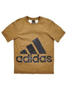adidas-older-boys-large-logo-tee