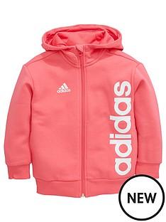 adidas-toddler-girls-linear-logo-hoody