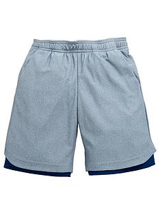 adidas-older-boys-id-double-layer-short