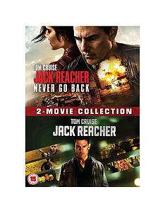 jack-reacher-amp-jack-reacher-never-go-backnbspdvd-box-set