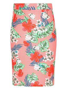 river-island-girls-tropical-print-midi-pencil-skirt