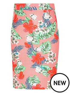 river-island-girls-tropical-print-midi-pencil-skirt