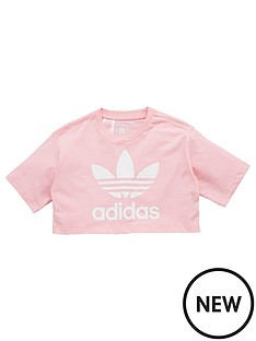adidas-originals-adidas-originals-older-girls-trefoil-crop-top