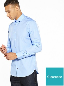 tommy-hilfiger-premium-dress-shirt-blue