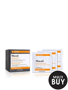 murad-free-gift-rapid-resurfacing-peelsnbspamp-free-murad-age-reform-exfoliating-cleanser-200ml