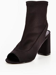 v-by-very-glossy-peep-toe-satin-stretch-shoe-boot-black