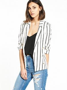 river-island-stripe-blazer