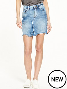 river-island-denim-mini-skirt-with-rips