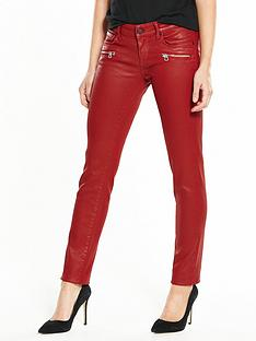 replay-brigadot-biker-jean-red-coated