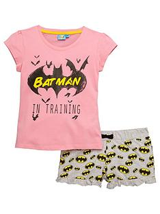 batgirl-shorty-pyjamas