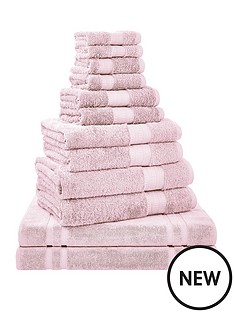 bianca-cottonsoft-bianca-12-piece-egyptian-cotton-bale-blush