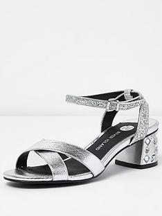 river-island-bling-block-heel-sandal
