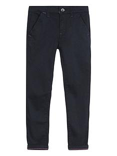 baker-by-ted-baker-boys-navy-printed-trousers