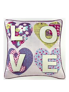 arthouse-patchwork-hearts-cushion