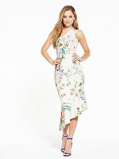 v-by-very-one-shoulder-peplum-hem-midi-dress