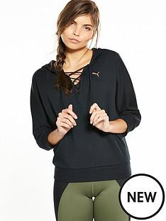 puma-kylie-jennernbspvelvet-rope-yogini-cropped-hoodie-black