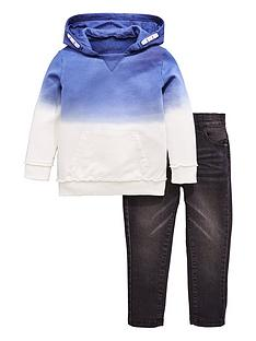 mini-v-by-very-toddler-boys-dip-dye-hoody-amp-jean-set