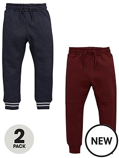 mini-v-by-very-toddler-boys-2pk-panelled-knee-joggers