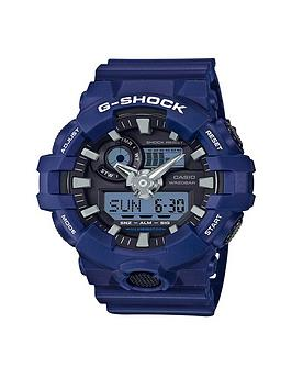 casio-nbspg-shock-black-shock-resistant-blue-strap-watch
